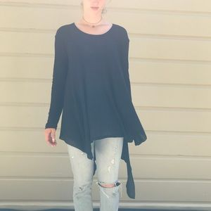 Free People flowy long sleeve thermal